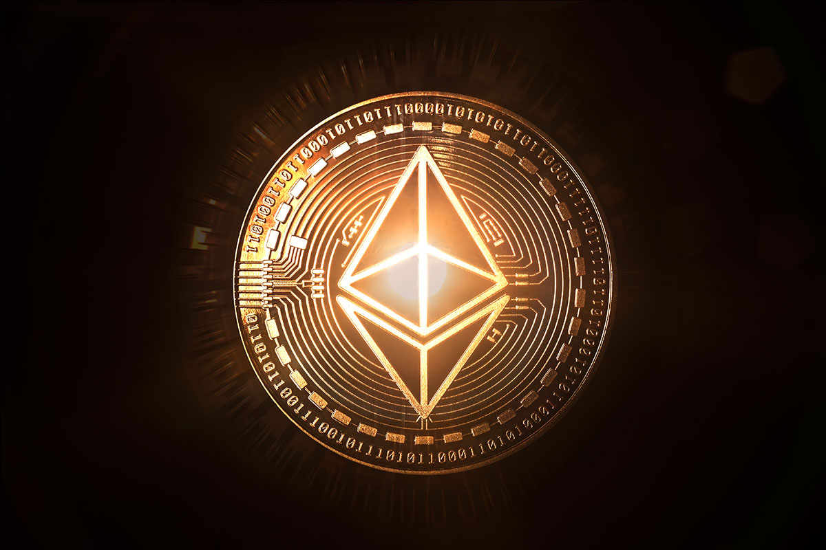 how much is ethereum coin today